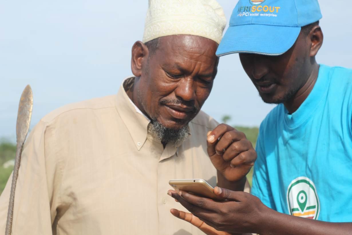 يتجه الرعاة الكينيون إلى تطبيق للرعي لخفض مخاطر الجفاف