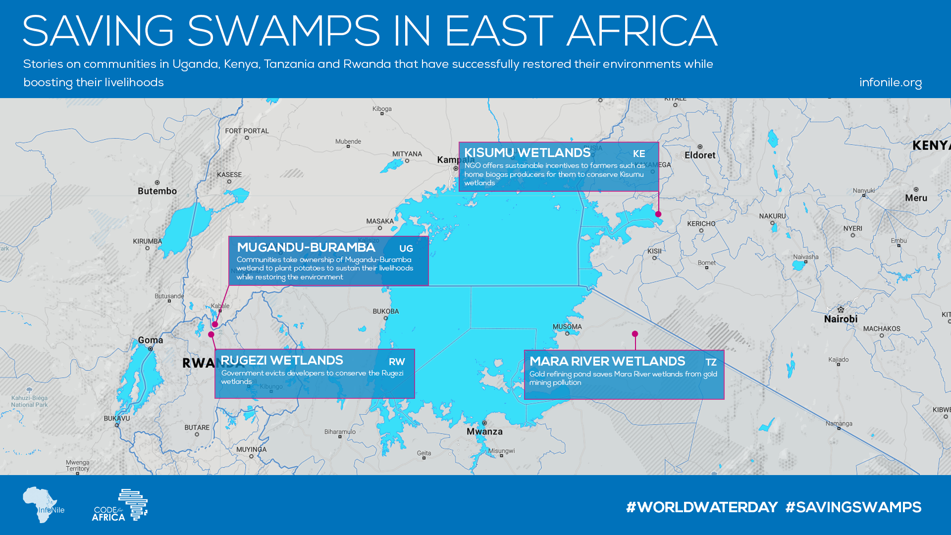 Saving Swamps in East Africa