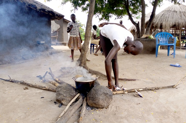 Refugees Turn Human Waste into Cooking Fuel as Alternative to Protect Trees and Combat Climate Change