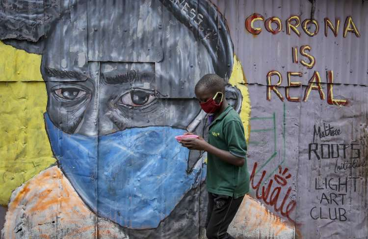Into Their Own Hands: Kenya's Largest Slum Tames COVID-19