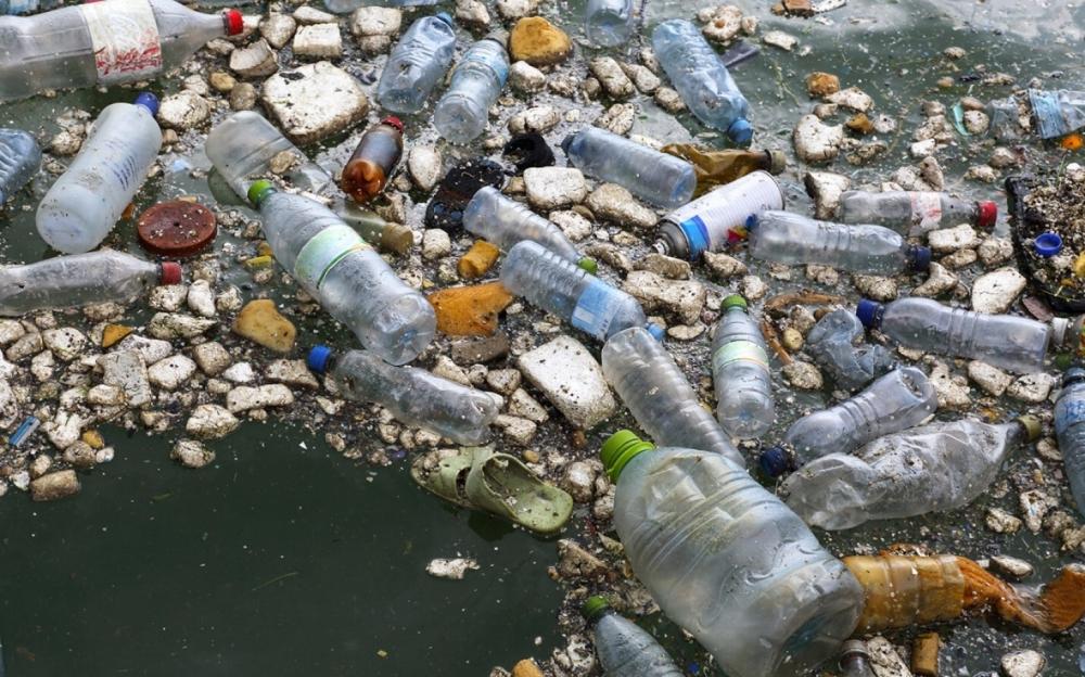 Youth in Sebei, Uganda Crush Plastic, Turn Human Waste into Cooking Fuel