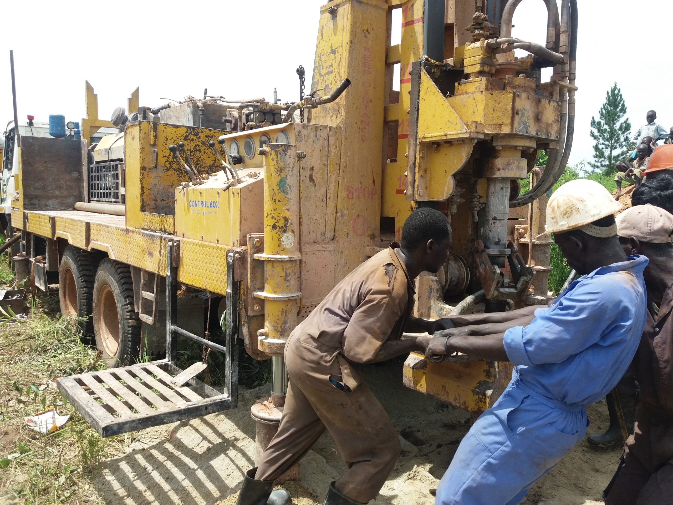 Amidst COVID-19, Omoro district fails to get shs1b for borehole repairs