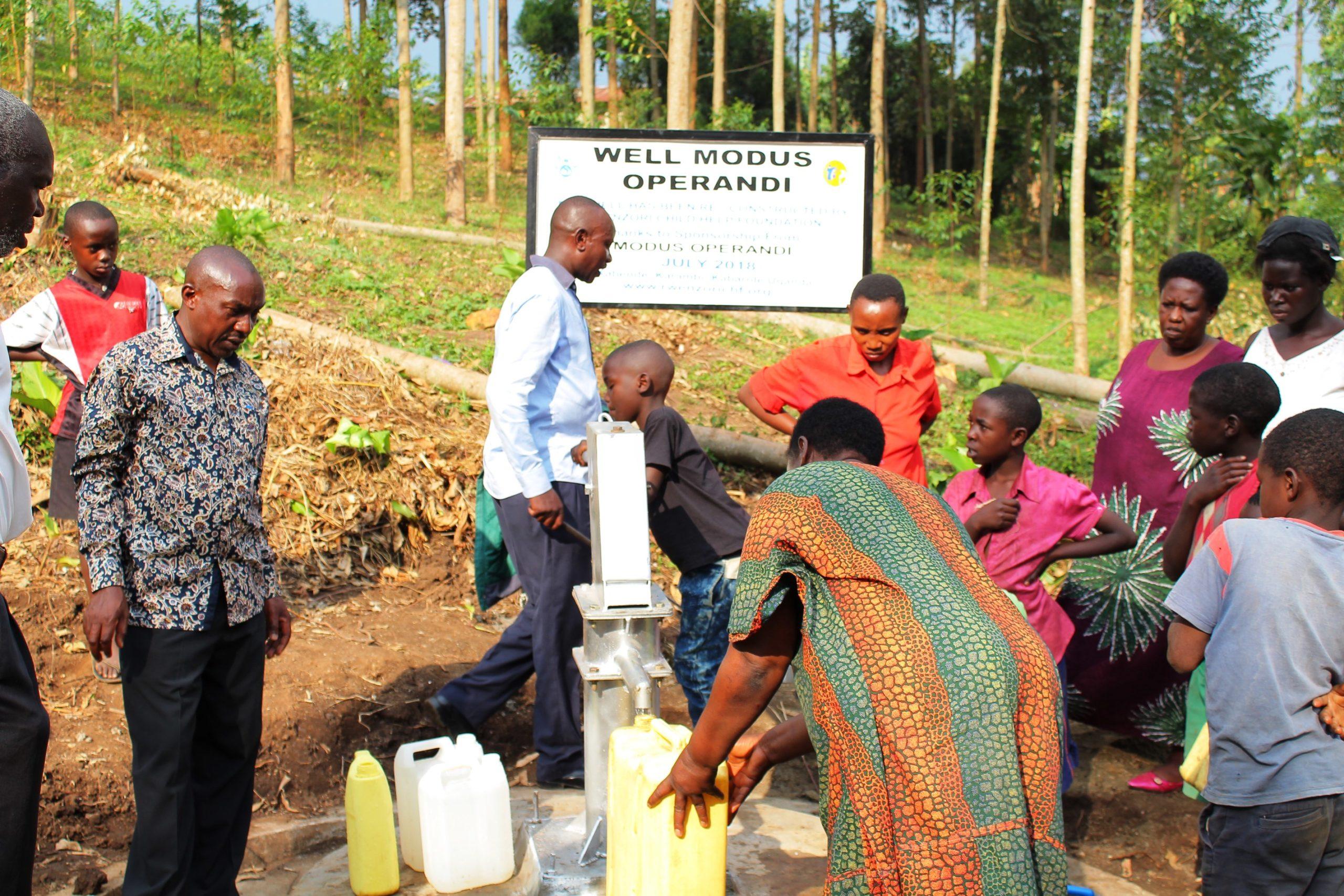 Karangura: Caught up between the dual danger of COVID-19 pandemic and water crisis