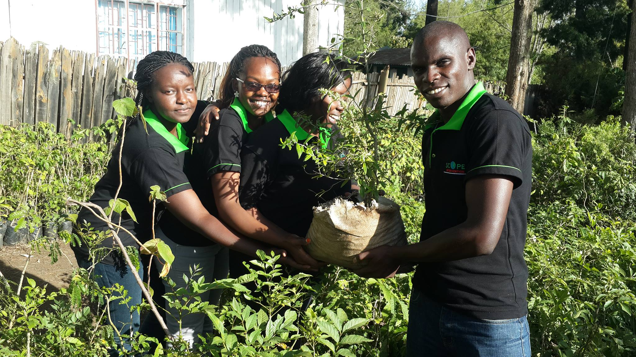 CHAMPIONS OF SUSTAINABILITY: East African youth are innovating to adapt to climate change