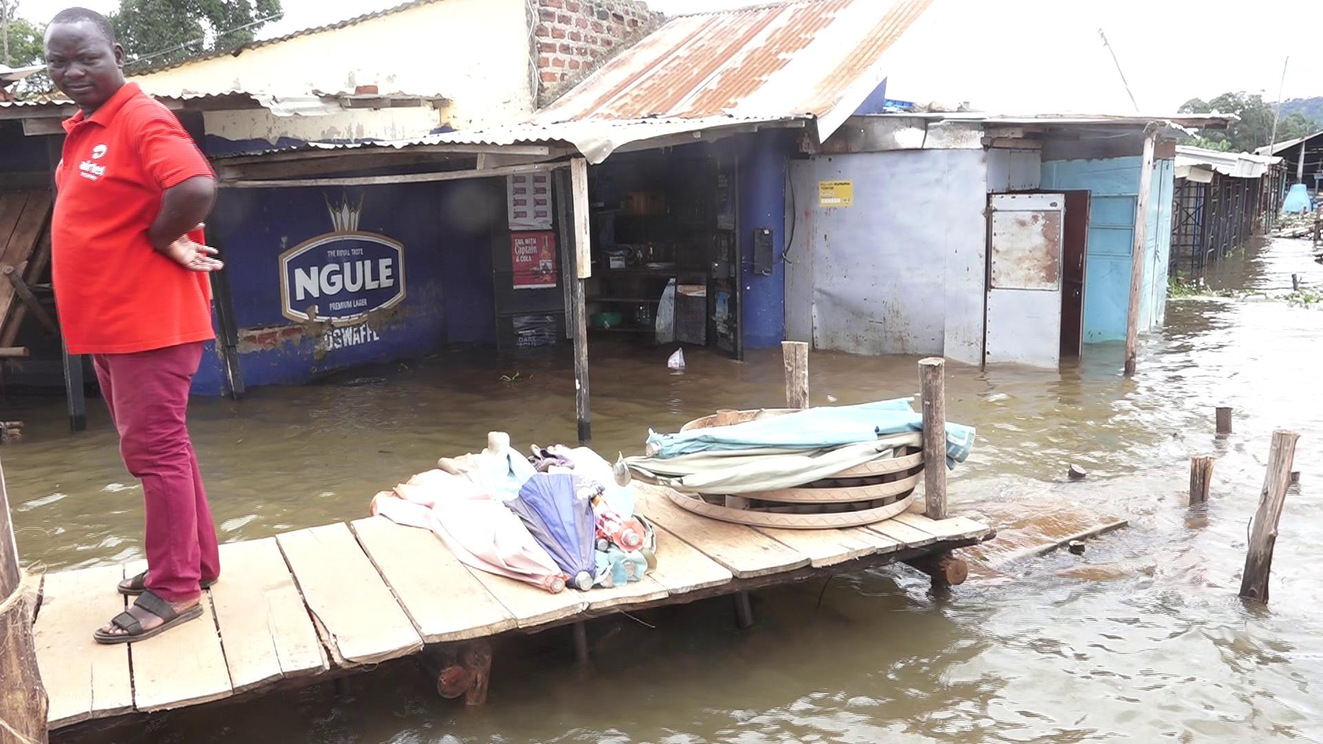 Uganda: Lake Victoria breathes amidst COVID-19 pandemic, recaptures its tributaries